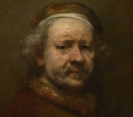 Rembrandt: The Late Works  (1650 to 1669)