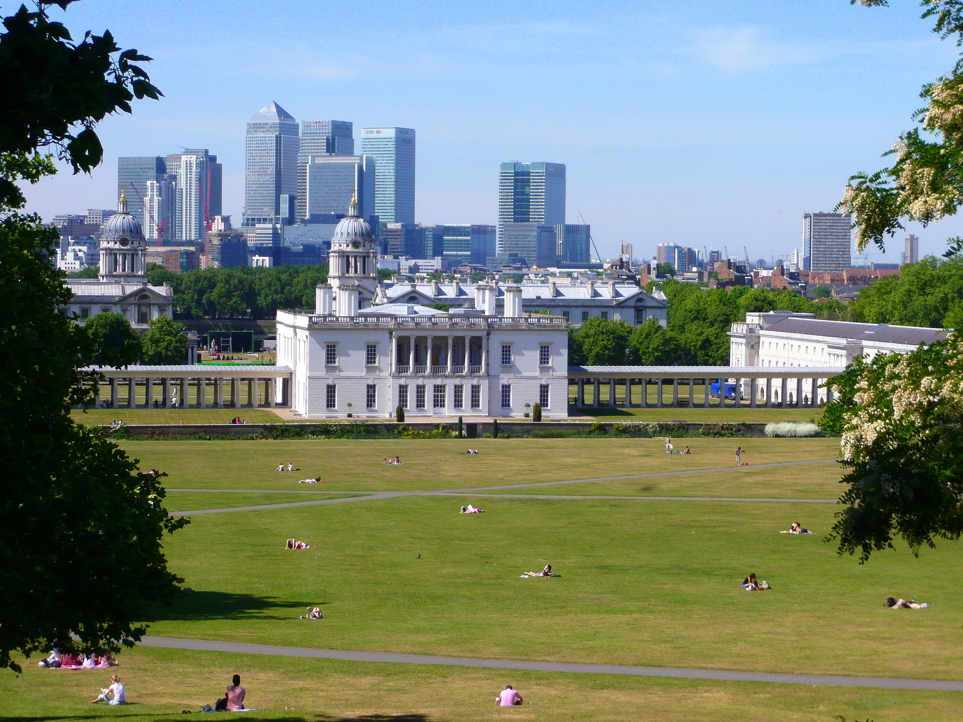The Queens House at Greenwich