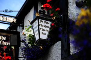 Vintage London Pubs
