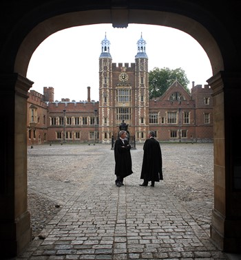 Education in english boarding schools
