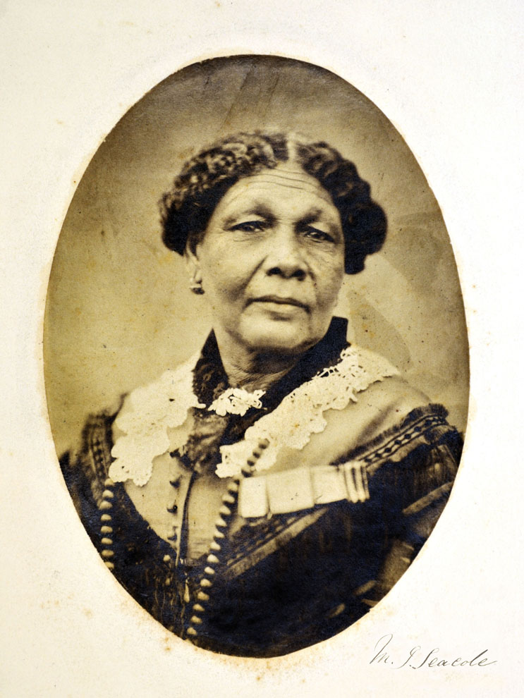 The life and times of Mary Seacole