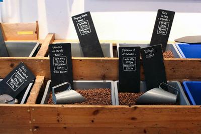Coffee and chocolate in Bohemian Soho
